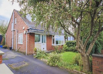 Thumbnail 2 bed semi-detached bungalow for sale in Hawthorn Avenue, Oswaldtwistle, Lancashire