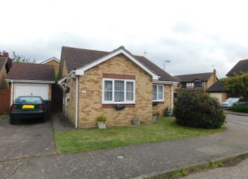 Thumbnail 3 bed detached bungalow for sale in Borley Crescent, Elmswell, Bury St. Edmunds