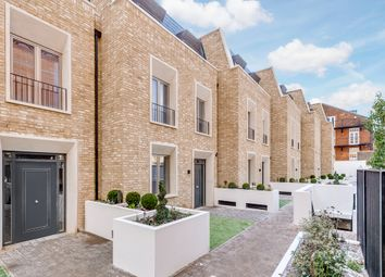 Thumbnail 4 bed terraced house for sale in Castle Place, London