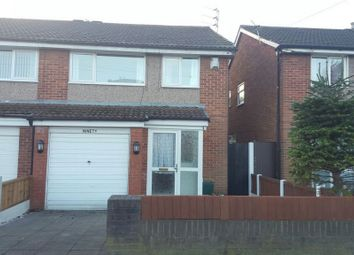 Thumbnail 3 bed terraced house to rent in Elizabeth Road, Fazakerley