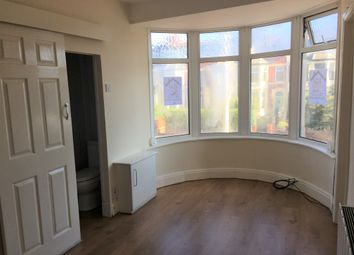 Thumbnail 1 bedroom flat to rent in Bloomfield Road, Blackpool