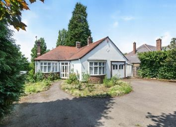 Thumbnail 4 bed bungalow for sale in Lutterworth Road, Aylestone, Leicester, Leicestershire