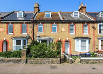 Thumbnail 3 bed terraced house for sale in Cavendish Road, Herne Bay