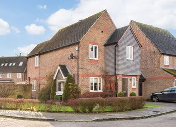 Thumbnail 4 bed link-detached house for sale in Tanners Meadow, Brockham, Betchworth