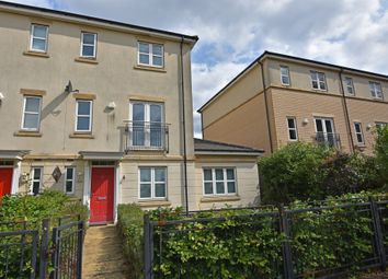 Thumbnail 4 bed terraced house to rent in The Quays, Castle Quay Close, Nottingham