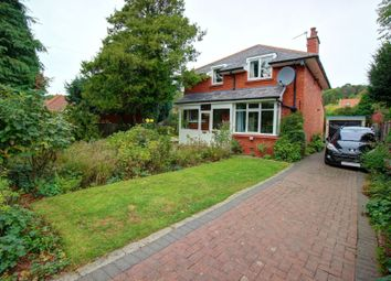 Thumbnail 4 bed detached house for sale in The Carrs, Briggswath, Whitby
