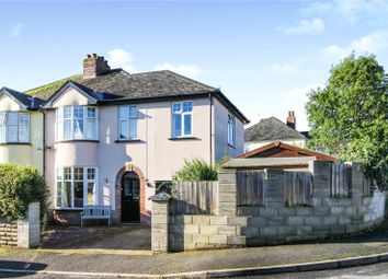 Thumbnail 4 bed semi-detached house for sale in Glenfield Road, Bideford