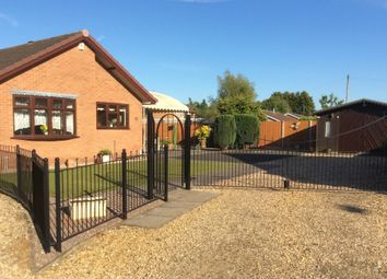 Thumbnail 2 bed bungalow for sale in St. William Court, Holbeach, Spalding