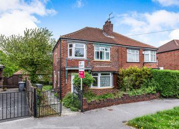 Thumbnail 3 bed semi-detached house for sale in Eden Crescent, Burley, Leeds