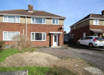 Thumbnail 3 bedroom semi-detached house for sale in Wheeler Avenue, Upper Stratton, Wiltshire