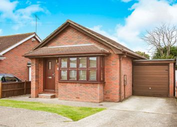 Thumbnail 1 bed bungalow for sale in Edith Road, Canvey Island, Essex