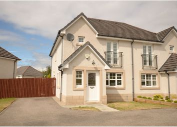 Thumbnail 3 bed semi-detached house for sale in Briargrove Drive, Inverness