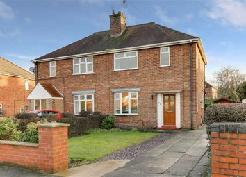 Thumbnail 2 bed semi-detached house for sale in Third Avenue, Sandbach