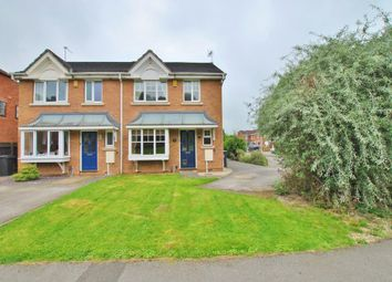 Thumbnail 3 bed semi-detached house to rent in Hotspur Drive, Colwick