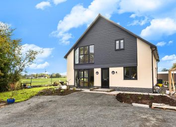 Thumbnail 4 bed detached house for sale in Litmarsh, Hereford