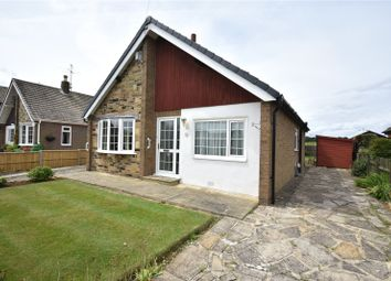 Thumbnail 2 bed detached bungalow for sale in Moorside, Boston Spa
