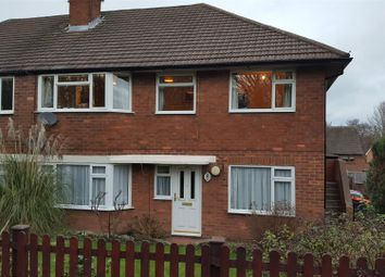 Thumbnail 2 bedroom flat for sale in West Street, St. Georges, Telford