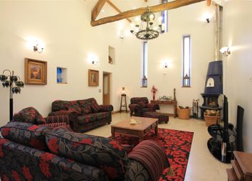 Thumbnail 4 bed barn conversion for sale in Llywel, Brecon