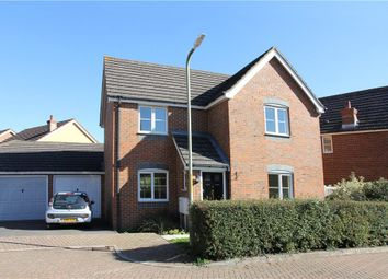 Thumbnail 3 bed detached house for sale in Shepherd Close, Kingsnorth, Ashford, Kent