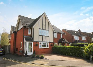 Thumbnail 3 bed semi-detached house for sale in Shelfield Close, Hockley Heath, Solihull