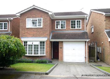 Thumbnail 4 bed detached house for sale in Stafford Close, Cheshunt, Waltham Cross