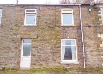 Thumbnail 3 bedroom terraced house for sale in Graig Terrace, Graig, Pontypridd