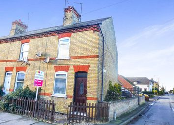 Thumbnail 2 bedroom end terrace house for sale in Field Road, Ramsey, Huntingdon