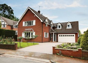 Thumbnail 4 bed detached house for sale in The Redwoods, Willerby, Hull