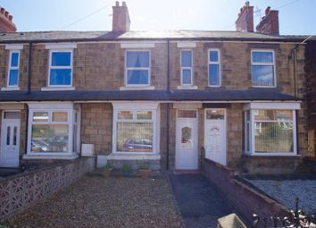 Thumbnail 2 bed terraced house for sale in Southsea Road, Southsea, Wrexham