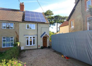 Thumbnail 3 bed semi-detached house for sale in Church End, Edlesborough, Dunstable