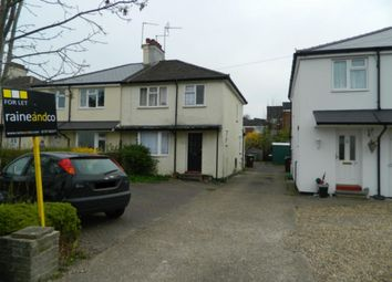 Thumbnail 3 bedroom semi-detached house to rent in Cranborne Road, Potters Bar