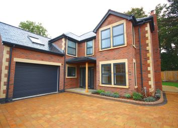 Thumbnail 5 bedroom detached house to rent in Coombe Lane, Stoke Bishop, Bristol