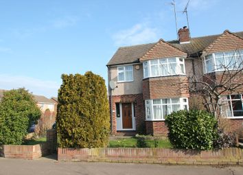 Thumbnail 3 bed semi-detached house to rent in Shakespeare Road, Colchester