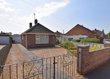 Thumbnail 2 bed detached bungalow for sale in Meadow Way, West Lynn, King's Lynn