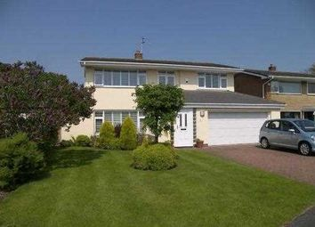 Thumbnail 4 bed detached house for sale in Silverdale Road, Lytham St. Annes