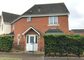 Thumbnail 3 bedroom end terrace house to rent in Campaign Avenue, Peterborough