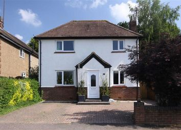Thumbnail 4 bed detached house for sale in Marshalls Way, Wheathampstead, Hertfordshire