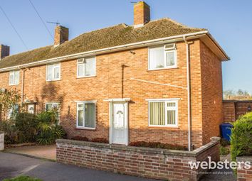 Thumbnail 3 bed end terrace house for sale in Friends Road, Norwich