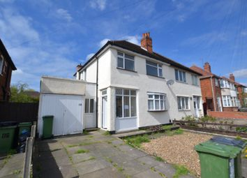 Thumbnail 3 bedroom semi-detached house to rent in Edward Avenue, Braunstone, Leicester, Leicestershire