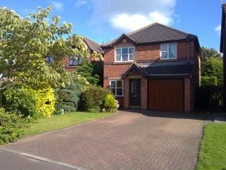 Thumbnail 4 bedroom detached house to rent in Cheviot Avenue, Lytham St. Annes
