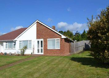 Thumbnail 2 bedroom bungalow for sale in Hartfield Close, Tonbridge