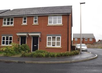 Thumbnail 3 bed semi-detached house for sale in Laurus Mews, Wigan, Greater Manchester
