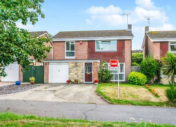 Thumbnail 3 bed detached house for sale in White Horse Road, Horsham
