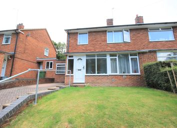 3 bed semi-detached house for sale in Somerset Avenue, Harefield, Southampton SO18
