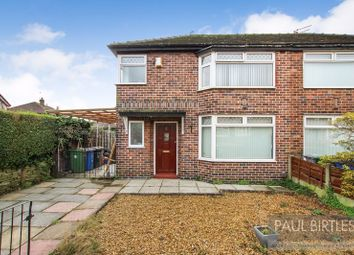 3 bed semi-detached house for sale in Newcroft Crescent, Urmston, Manchester M41