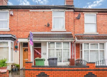Thumbnail 3 bed terraced house for sale in Bruford Road, Merridale, Wolverhampton