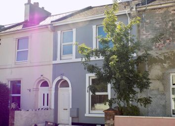 4 bed terraced house to rent in Ellacombe Church Road, Torquay TQ1