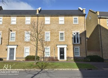 Thumbnail 4 bed town house for sale in Tufnell Way, Colchester, Essex