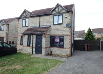 Thumbnail 2 bed semi-detached house for sale in Ivy House Court, Scunthorpe