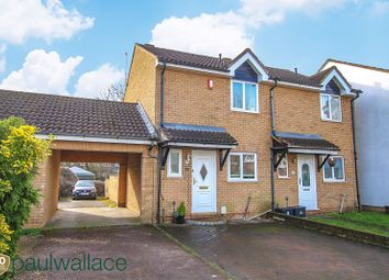Thumbnail 3 bed semi-detached house for sale in Beeston Drive, Cheshunt, Waltham Cross